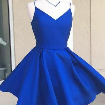 Charming Homecoming Dress, Cute Hom..