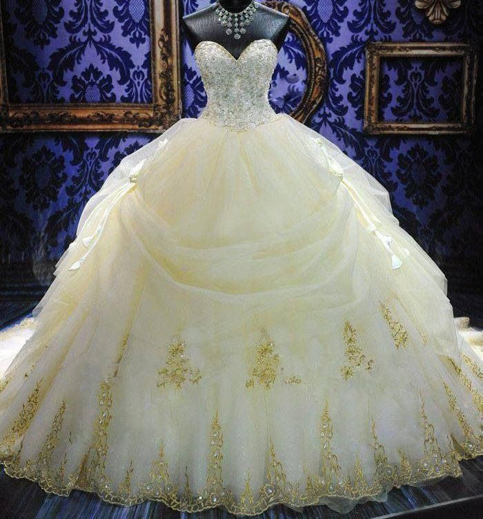 379a35923e66b Wedding Dresses Vestidos de Novia Luxury Bling Sparkle Ball Gown Sweetheart  Crystals Beads Lace Wedding Dress Bridal Gowns