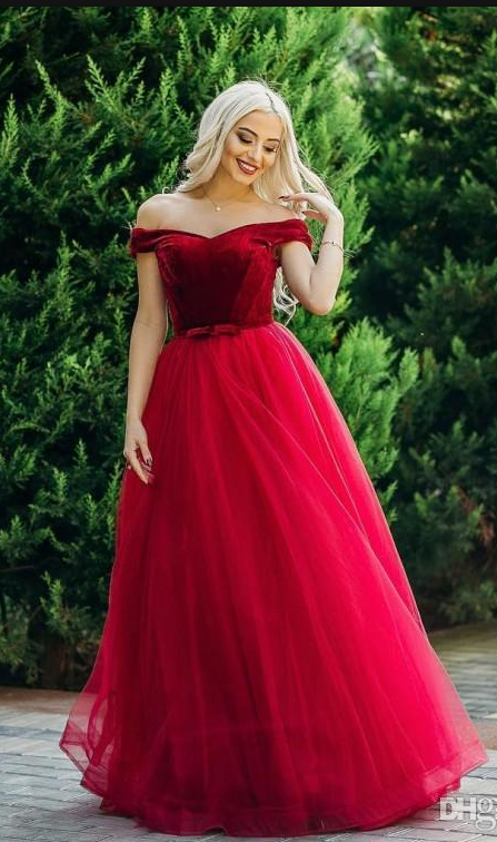 Sexy Plus Size Long Prom Dressesformal Prom Dress Ball Gowns