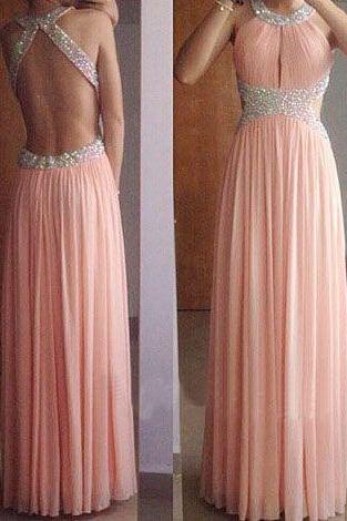 Prom dresses,Chiffon evening dresses