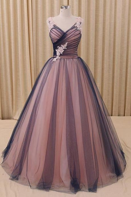 Princess Tulle Ball Gown Formal Evening Dress Sweetheart Prom Dresses Ball Gowns Tulle Prom Dresses Beautiful Prom Dresses