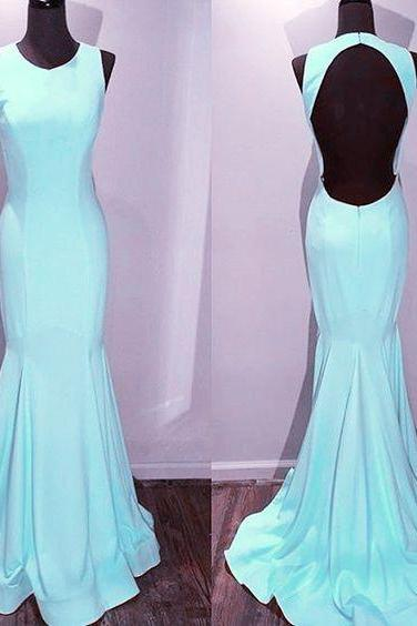 Sexy Prom Dress,Long Mermaid Prom Dresses,Long Evening Dress,Formal Dress